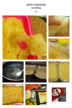Konafa/ kunafa... makanan arab yg jd favorite sermh.. #tekstur mirip banget sama kue sarang burung bedanya ini pake keju mozzarella and butter...