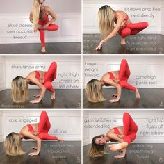Yoga poses offer numerous benefits to anyone who performs them. There are basic yoga poses and more advanced yoga poses. Here are four advanced yoga poses to get you moving. Iyengar Yoga, Ashtanga Yoga, Yoga Bewegungen, Yoga Moves, Yoga Exercises, Yoga Bag, Yoga Inversions, Yoga Fitness, Sport Fitness