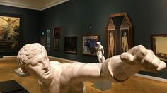 The Statens Museum for Kunst (SMK) in Copenhagen is the largest gallery of Danish paintings and art in Denmark. A top must-see sight but no longer free. Copenhagen Travel, Nordic Art, Denmark, Scandinavian, Lion Sculpture, Statue, Gallery, Artist, Top Free