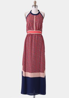 Montecristo Harbor Maxi Dress at #Ruche @Ruche