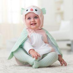 Fleece Little Owl Halloween Costume | Carter's