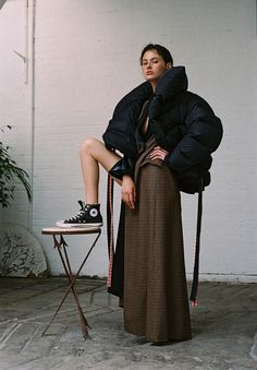 Reebok Is Teaming Up With Pyer Moss Designer Kerby Jean-Raymond – Fashion Outfits Looks Street Style, Looks Style, Style Me, Fashion Shoot, Editorial Fashion, Magazine Editorial, Fashion Outfits, Editorial Photography, Fashion Photography