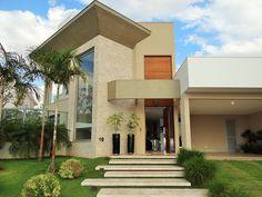como renovar a fachada da casa