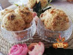 Cevizli Kurabiye Tarifi Muffin, Ice Cream, Breakfast, Desserts, Food, No Churn Ice Cream, Morning Coffee, Tailgate Desserts, Deserts