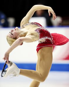Gracie Gold U.S. Figure Skating.I love watching ice skating.Please check out my website thanks. www.photopix.co.nz