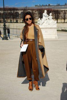 My new street style guru: Miroslava Mikheeva Duma