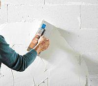 Stucen Met Stucwerk Zorg Je Voor Een Mooi Afgewerkte Muur Muur Stucen Muur Glad Maken Muur