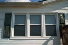 how to add trim to mobile home windows.
