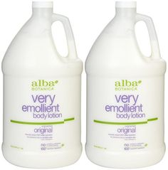 Very Emollient Body Lotion Unscented 1  Gallon  2 pk * Click image for more details.