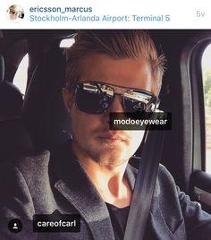 #marcusericsson #biotech #formula1 #sunglasses #modoeyewear