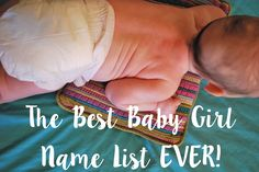She Can Laugh...: The Best Baby Girl Name List EVER!