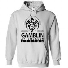 Cool GAMBLIN T shirts