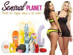 Pon un toque sexy a tu vida, Sensual Planet  Especialistas en artículos para adultos. Envíos rápidos y discretos a toda España #anillos #vibradores