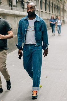 A look at the best street style from Men's Fashion Week in Paris, including relaxed pants, tucked-in T-shirts, and much more. - Tap on the link and check out my store and keep up to date with the latest must-haves at no bullshit prices!! We specialize in sourcing high-quality products and zero shipping costs so you know who to trust.