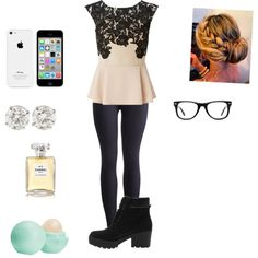 A fashion look from March 2015 featuring Lipsy tops, Joules jeans and Muse eyeglasses. Browse and shop related looks.