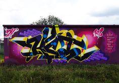 Ket124.. . #graffiti #streetart