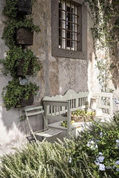 Are you looking garden shed plans? I have here few tips and suggestions on how to create the perfect garden shed plans for you. French Country Cottage, French Countryside, French Country Style, French Farmhouse, Country Living, Farmhouse Garden, Garden Cottage, Outdoor Spaces, Outdoor Living