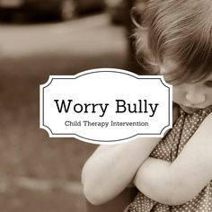 Anxiety is a tough concept for kiddos to grasp. In child therapy, I have found it very difficult for kids to admit that they have worries or that they are anxious, even if it is obvious to us as ad…