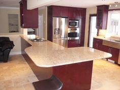 Build your Kitchen With Granite Counter Tops in Winnipeg  Winnipeg based Larsen's Memorials built granite countertops for your kitchen & other space. Hire our experts to add beauty to your home. Call 1-866-755-5401 or visit - http://larsensmemorials.com/Galleries/Granite-Countertops