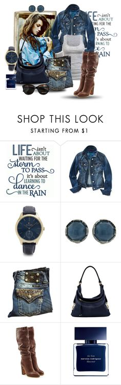 """""""jean wear"""" by vst063090 ❤ liked on Polyvore featuring Varley, Aéropostale, Tommy Hilfiger, Ivanka Trump, American Eagle Outfitters, Miss Me, Max&Co., See by Chloé and Narciso Rodriguez"""