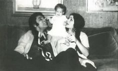 Lisa,Priscilla and Elvis - Priscilla Presley and Lisa Marie Presley Photo (24645305) - Fanpop