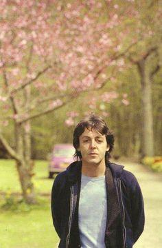 Paul McCartney springtime