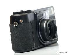 Fujifilm Klasse W - 28mm fujinon lens with exposure / manual controls