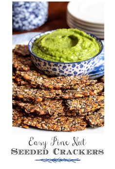 These come together in under 10 minutes of hands on time and make a wonderful snack or appetizer! #homemadecrackers #seededcrackers #appetizers Lunch Recipes, Fall Recipes, Beef Recipes, Breakfast Recipes, Healthy Food Options, Healthy Recipes, Homemade Crackers, Easy Entertaining, Chocolate Recipes