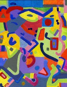 Funhouse | Patti Talbott Barrett