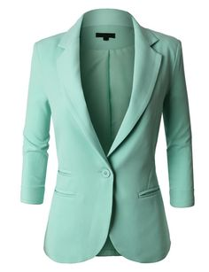 Always keep a fitted blazer in mind because you will surely need it. It is an…