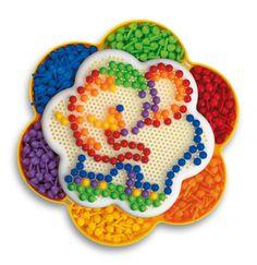 #Quercetti #toys Chiodini | Fantacolor Daisy petali