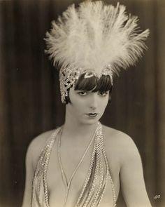 Louise Brooks in The American Venus (1926)