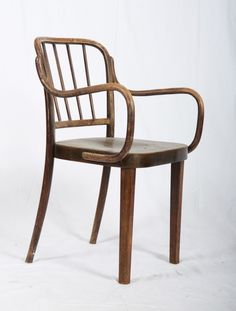 No. 63 Beech Armchair by Josef Frank for Thonet, 1930s 3