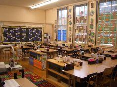 5th grade classroom layout  Mrs. Moorman's Class