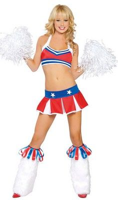 All American Cheerleader Costume  50.45 http   www.costumeshopper.com prods 18af20dc9