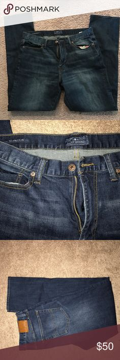 Lucky Brand dark wash Jeans Brand new! Lucky Brand dark wash Jeans Lucky Brand Jeans Bootcut
