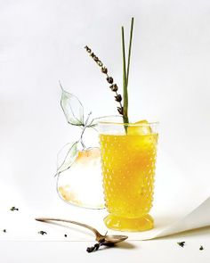 Orange & Lemongrass Cooler | Sweet Paul Magazine