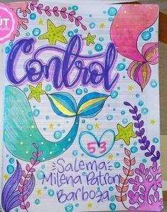 Soy Luna Logo, Card Drawing, Beautiful Fonts, Preschool, Lettering, Drawings, Cards, Ideas, Diary Ideas