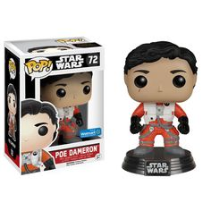 Pop! Star Wars - Poe Dameron (Without helmet)