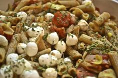 """""""Point-less"""" Meals: Italian Penne"""