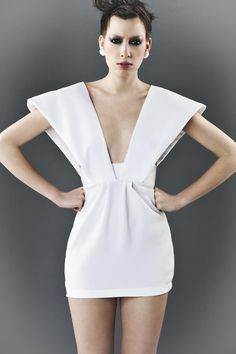 Futuristic dress $90 on @ClozetteCo