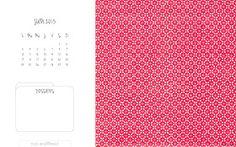 mon ampersand: Un fond d'écran gratuit pour juin !