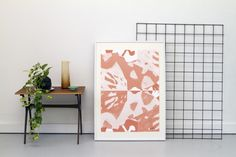 Affordable art from VISIONS means no more empty walls - The Interiors Addict Empty Wall, Affordable Art, Graphic, Textile Design, Modern Furniture, Tumblr, Pure Products, Art Prints, Contemporary