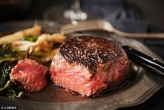 The pigment that gives a steak or mince its distinctive red colour, haem, may be the reason red meat is linked to higher chances of bowel cancer, scientists have revealed. It is found in much higher quantities in red meat than in white meat