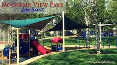 Mountain View Park in Lake Forest