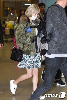 Seohyun (SNSD) đọ chân dài cùng người đẹp She Was Pretty Go Jun Hee - Ảnh 11.