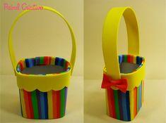 modelo lembrancinha palhaco EVA caixinha de leite Dia das criancas aniversario volta as aulas alunos escola reciclagem (5)
