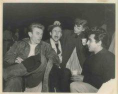 J.Dean, N.Adams, N.Wood y P.Lopez