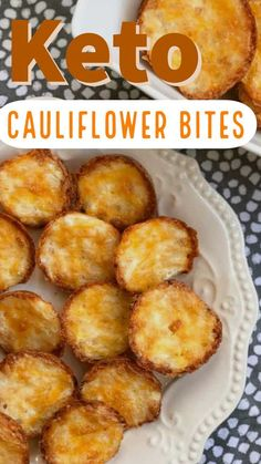 If you were on the keto diet and looking for an easy low-carb snack idea, you will love these tasty cauliflower bites. If you were on the keto diet and looking for an easy low-carb snack idea, you will love these tasty cauliflower bites. Ketogenic Recipes, Diet Recipes, Cooking Recipes, Ketogenic Diet, Recipies, Easy Low Carb Recipes, Jar Recipes, Cheap Recipes, Vegetarian Cooking