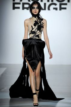 Fashion Fringe Spring 2012 Ready-to-Wear Collection Photos - Vogue